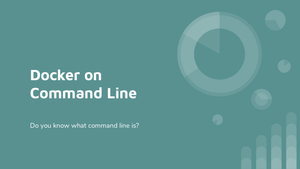Docker on the Command Line